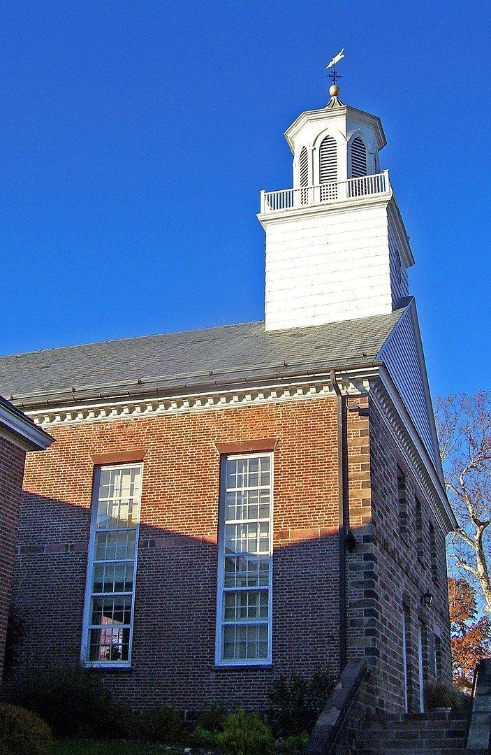 703px Connecticut Farms Presbyterian Church