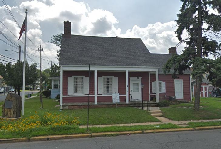 Abraham Clark Memorial House