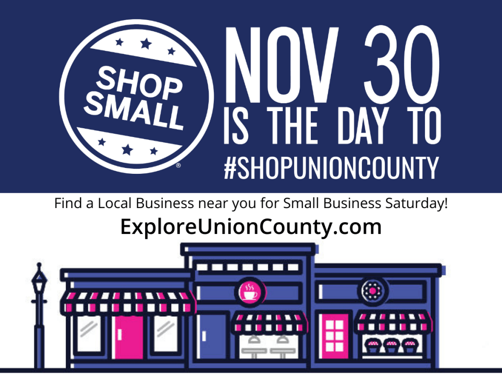 Small Business Saturday promotion banner