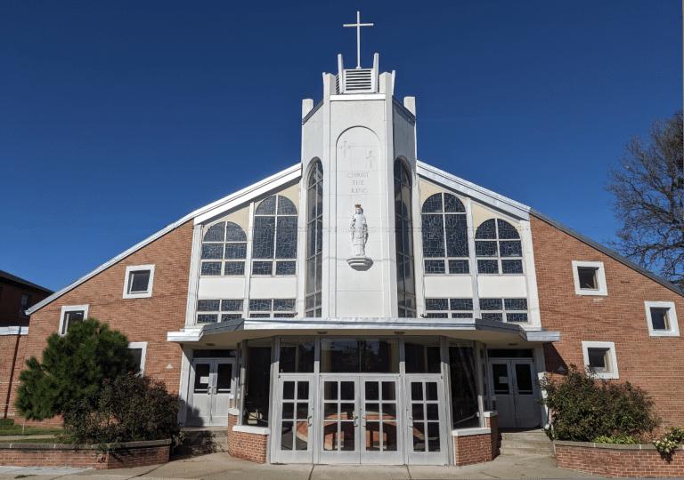 Church Front 768x540