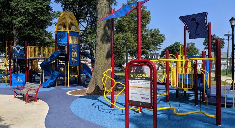Carteret Park Elizabeth NJ Playground 768x421